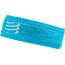 Compressport Thin On/Off Headband Fluo Blue